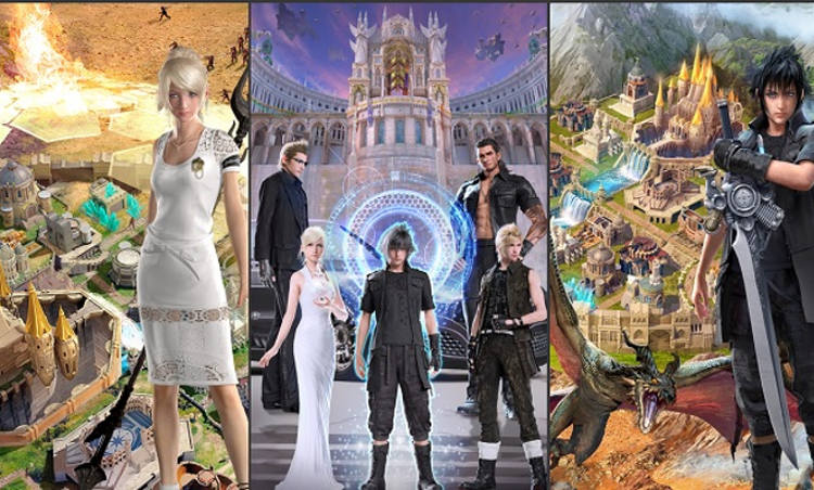 final fantasy xv a new empire para moviles