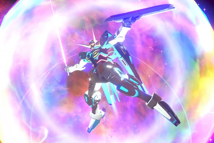 gundam versus llegara a occidente