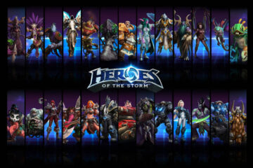 heroes gratis en heroes of the storm