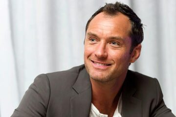 Jude Law será Dumbledore