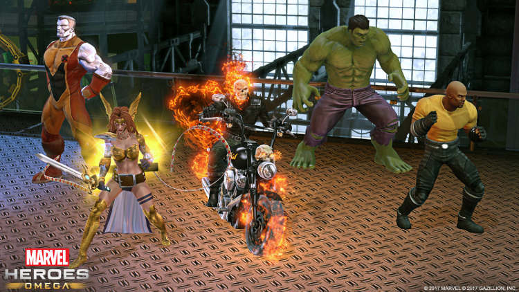 marvel heroes omega free to play para ps4