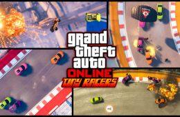 modo Tiny Racers de Grand Theft Auto Online