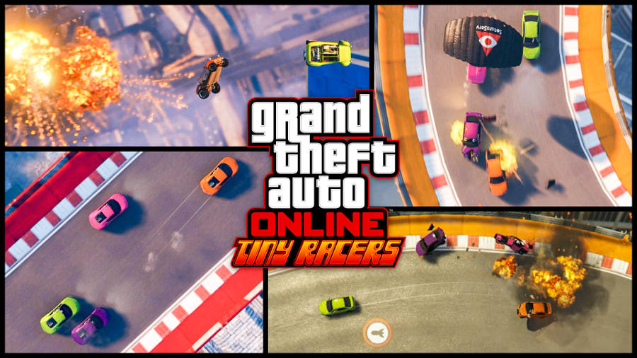 modo Tiny Racers de Grand Theft Auto Online