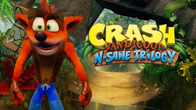 Nuevo gameplay de Crash Bandicoot N. Sane Trilogy