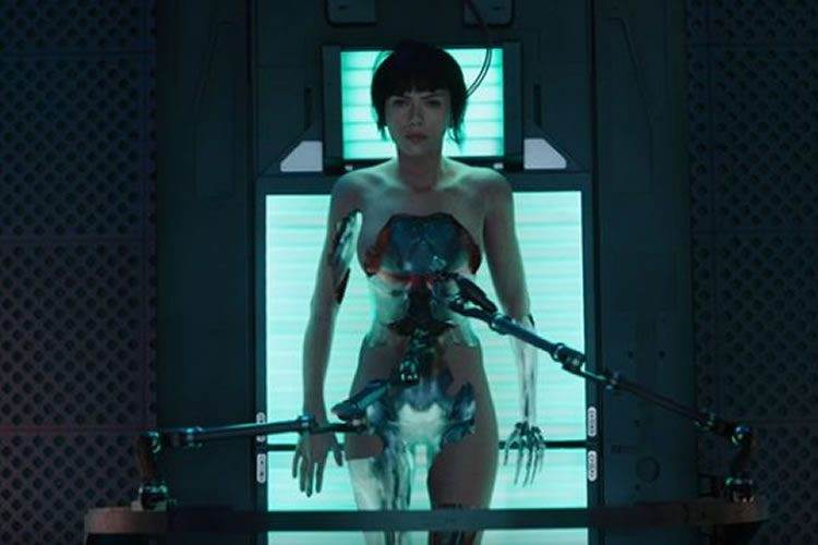 perdidas de ghost in the shell