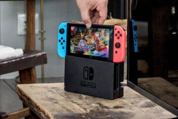 Precio de fábrica de Nintendo Switch