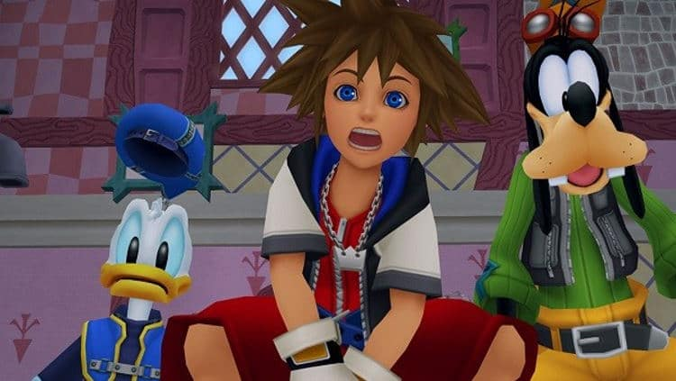 remasterizacion de kingdom hearts