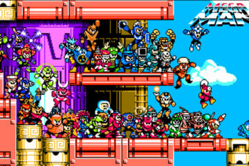 Se filtra Mega Man Legacy Collection 2 para PlayStation 4, Xbox One y PC