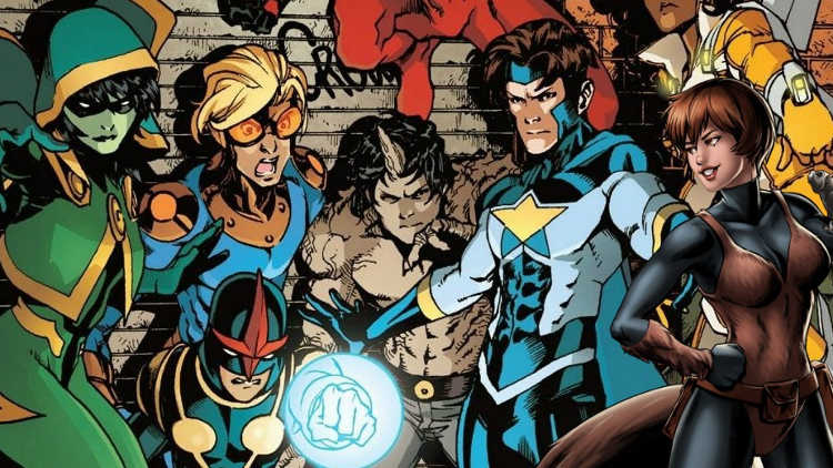Serie de New Warriors