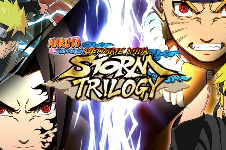 trailer de naruto ultimate ninja storm trilogy occidente