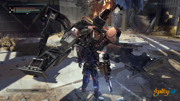 Analisis de The Surge para PlayStation 4