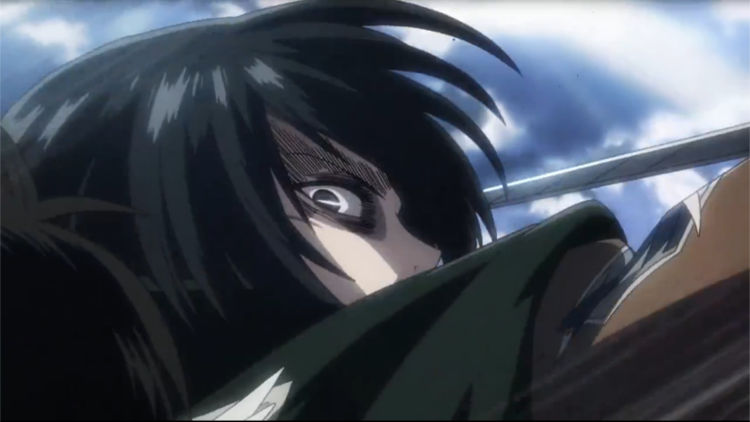 Attack on Titan 2x06 destacada