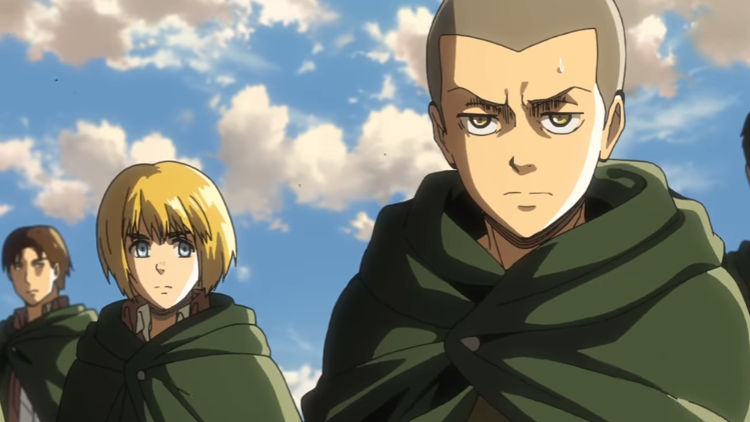 Crítica de Attack on Titan 2x08