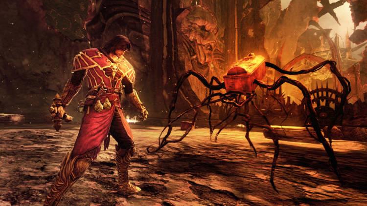 Castlevania Lords of Shadow buenos juegos españoles