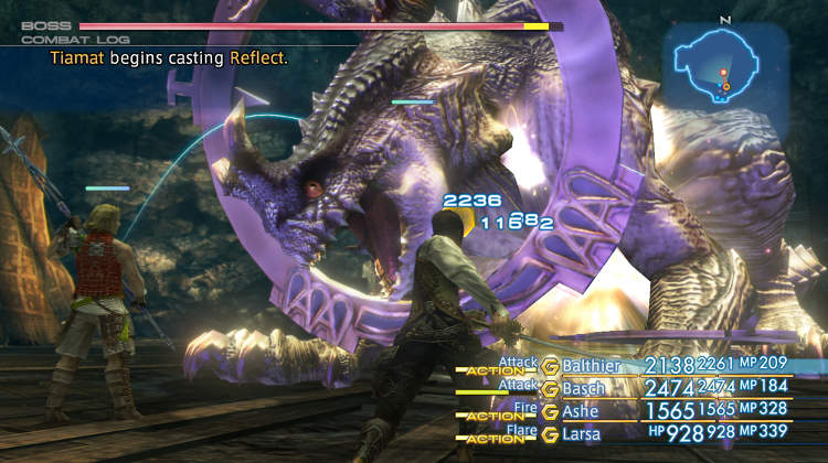 Avance de Final Fantasy XII: The Zodiac Age