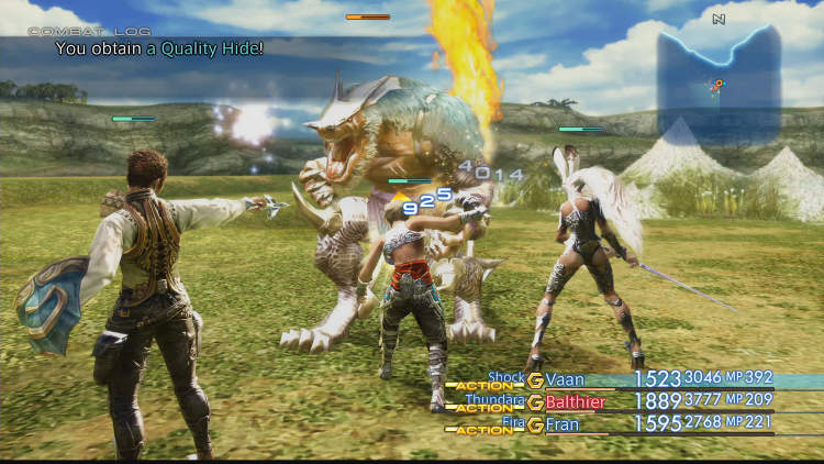 FinaAvance del Fantasy XII: The Zodiac Age