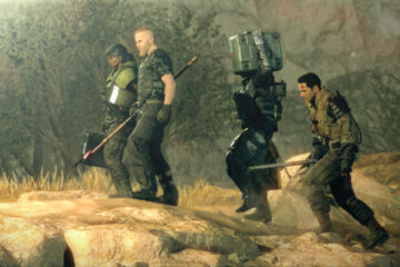 Metal Gear Survive para 2017