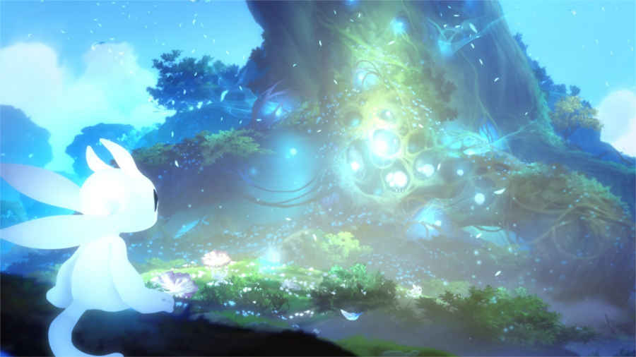 Ori and the Blind Forest actualizacion