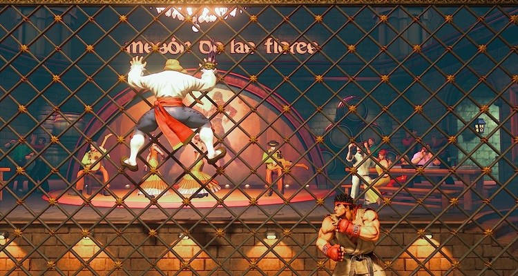 La actualización de mayo de Street Fighter V recupera la mítica Flamenco Tavern