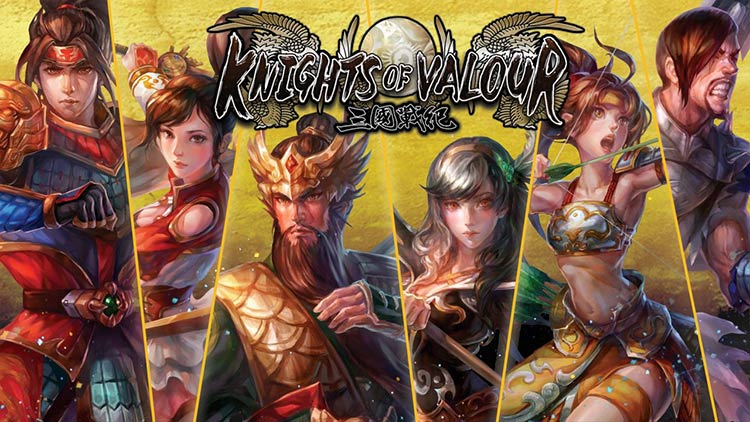 Análisis de Knights of Valour para PlayStation 4