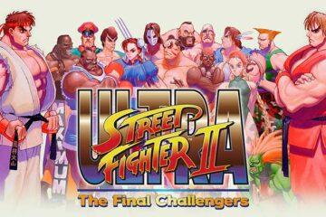 análisis de Ultra Street Fighter II: The Final Challengers