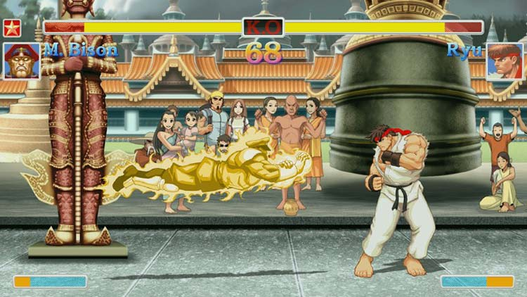 análisis de Ultra Street Fighter II: The Final Challengers