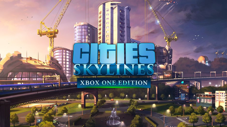 analisis de cities skylines para xbox one