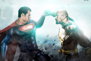 Dwayne Johnson adelanta un Black Adam vs Superman