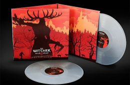 vinilo de the witcher 3