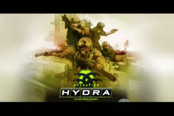 counter-strike global offensive: operación hydra