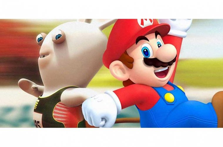 crossover mario y rabbids para nintendo switch