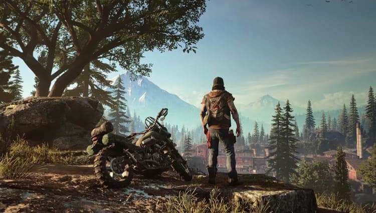 days gone en el e3 de 2017