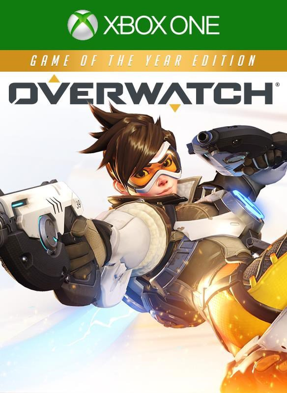 edición Game of the Year de Overwatch