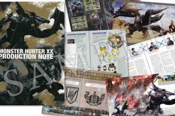 edición limitada de Monster Hunter XX para Nintendo Switch