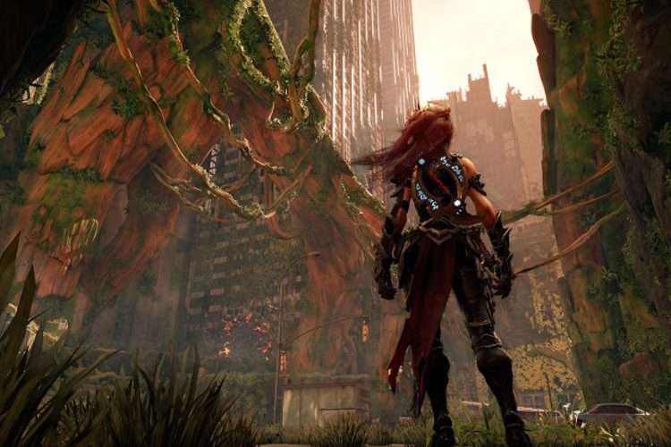 gameplay de darksiders 3