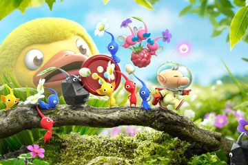 gameplay de Hey! Pikmin