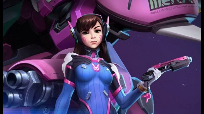 habilidades de D.Va en Heroes of the Storm