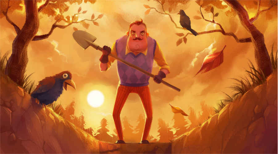 hello neighbor humble bundle