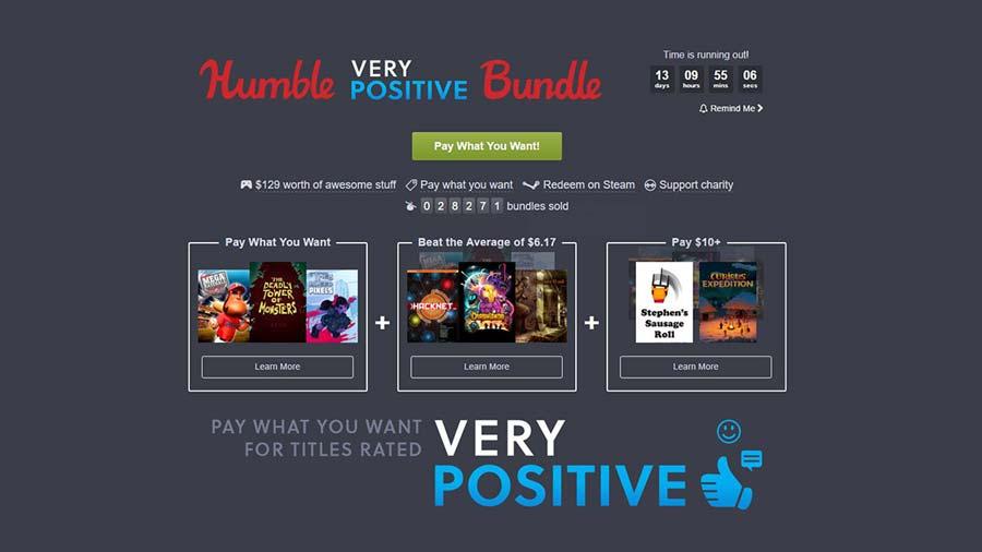 nuevo humble bundle
