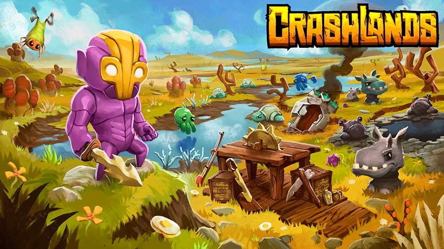 humble very positive bundle crashlands