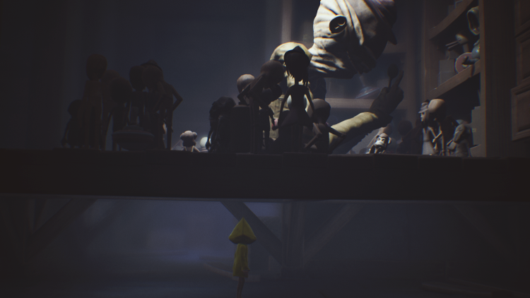 analisis de little nightmares 3