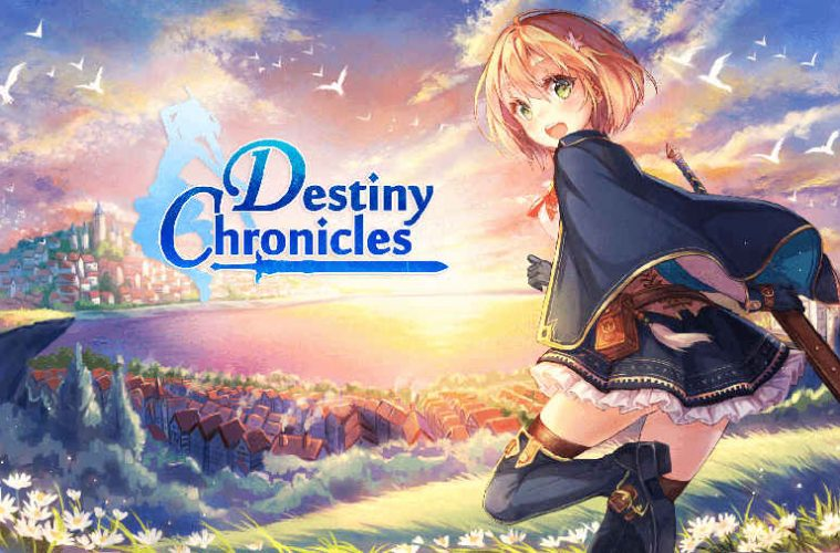 nuevo jrpg destiny chronicles