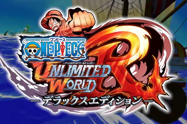 one piece unlimited world red deluxe edition llegara a occidente