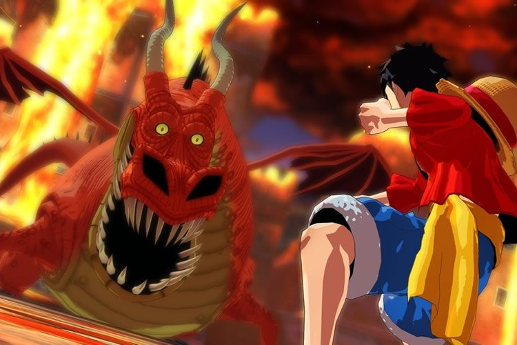 one piece unlimited world red deluxe edition para nintendo switch y playstation 4 weekly jump