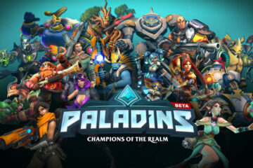 paladins gratis para playstation 4 y xbox one