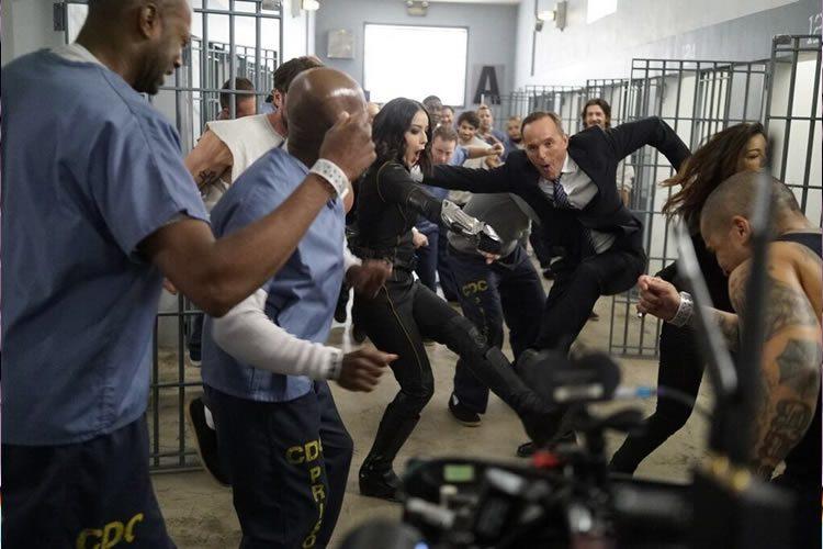 quinta temporada de agentes de shield