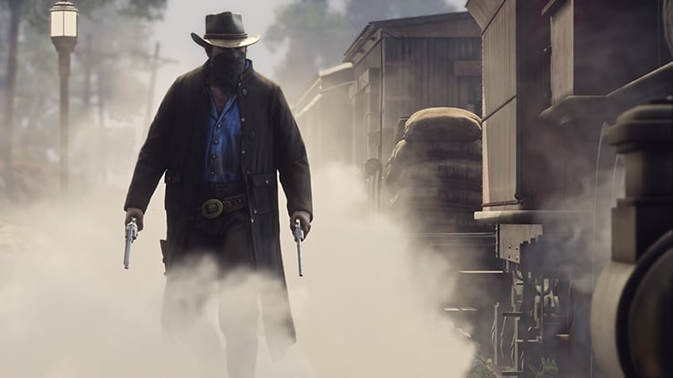 retraso de Red Dead Redemption 2