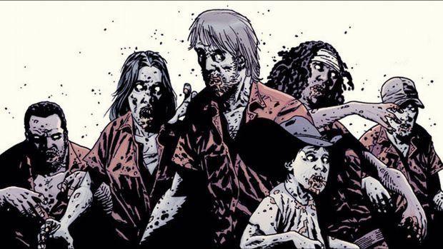 shooter de The Walking Dead