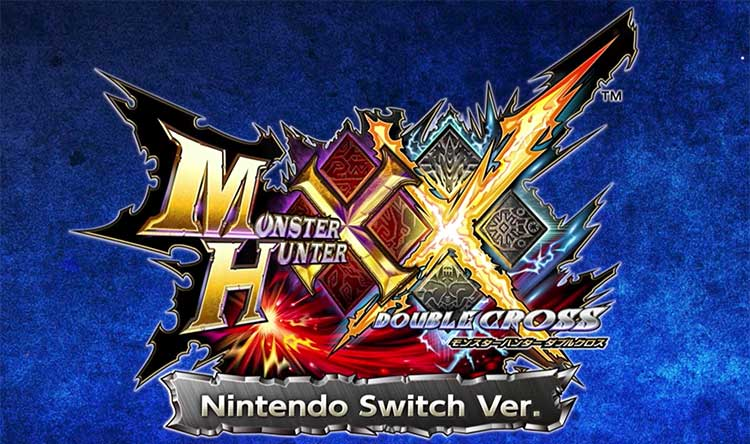 tráiler de Monster Hunter XX para Nintendo Switch