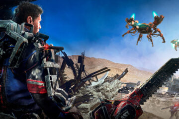 trailer de lanzamiento de the surge